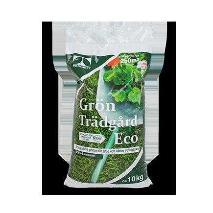 Grön trädgård eco 10 kg